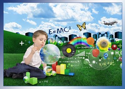 רוח החומר, משמעויות רוחניות לידע ביולוגיה, הילד הפנימי