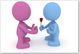 נתינה וקבלה ביחסים